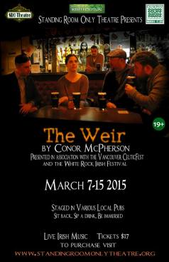 the weir poster